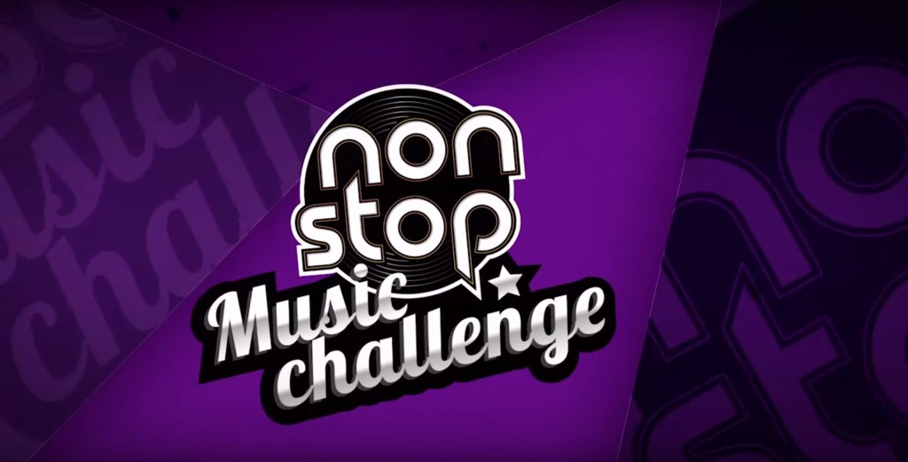 Non stop music challenge