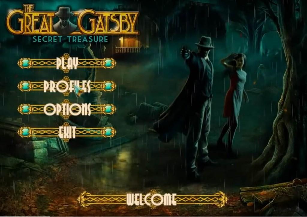Gatsby menu